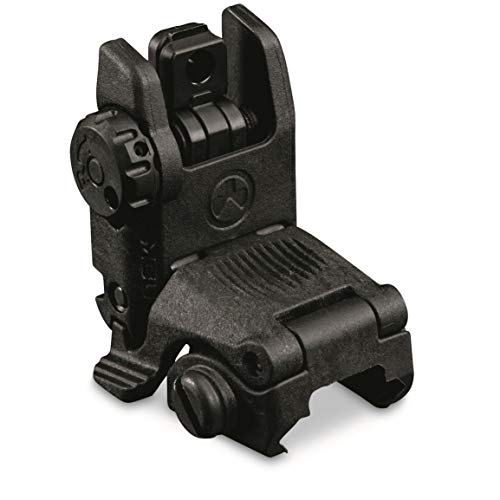 Magpul Industries MBUS Rear Flip-Up Back-Up Sight MAG248