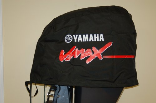 (OEM Yamaha Heavy-Duty VMAX HPDI 3.3L Outboard Engine Cover MAR-MTRCV-1M-30)