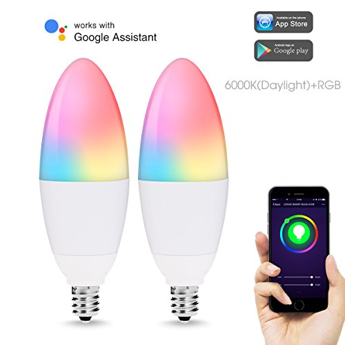 E12 Led Candle Light Bulb