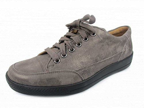 Ganter 204145-56000 - Zapatos de cordones para mujer gris