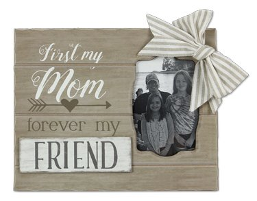 Wood Mother Photo Frame