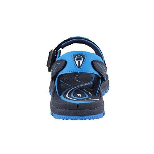 """GP9177 Breathable Wasser Sandalen für Kid Männer Frauen, einfache """"SNAP LOCK"""" Magnetschnalle 9177-schwarz Blau"""