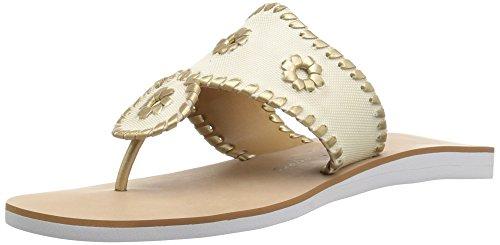 be6e5afdf Jack Rogers Women s Captiva Flat Sandal