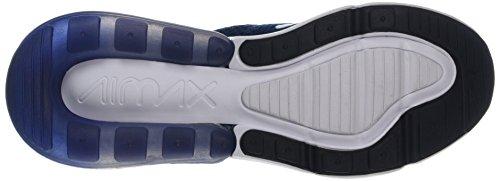 da Scarpe Work Ginnastica Total Air Blue Flyknit Nike Max 400 Brave Uomo Blu White 270 Crimson Blue CIgXqWBHxw