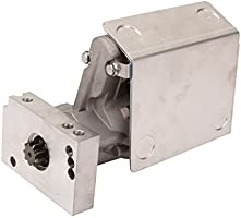 Polished Aluminum Chevy Compact Mini Starter Heat Shield//Cover