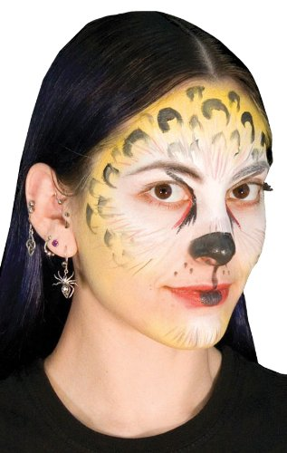 Amazoncom Ez Mu Kit Good Kitty Cat Costume Makeup Clothing - Cat-costume-makeup