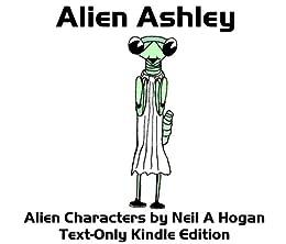 Alien Ashley (Alien Characters Book 59)