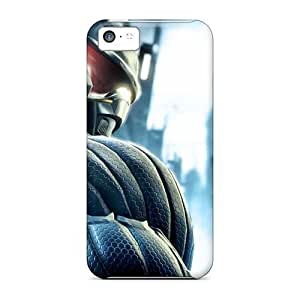 For Iphone 6Plus 5.5Inch Case Cover , Protective Case With Look - Crysis P Games