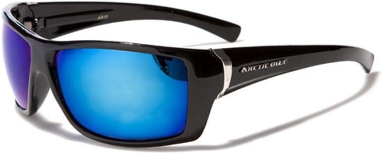 ArcticBlue Gafas de Sol - Gafas Unisex para Ciclismo/Deporte/Esqui/Correr - UV400 (UVA y UVB) con Cristales Bluetech