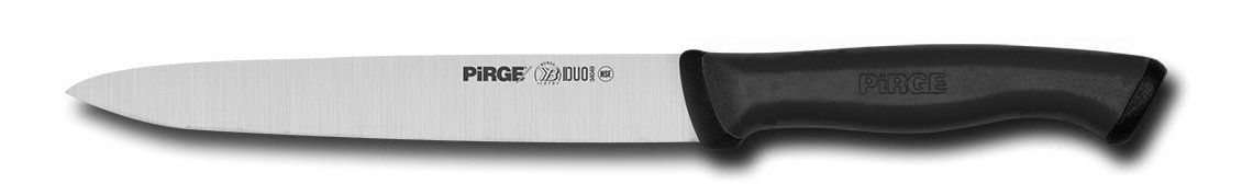 Pirge 34049 Duo Utility Serrated Knife, 14cm
