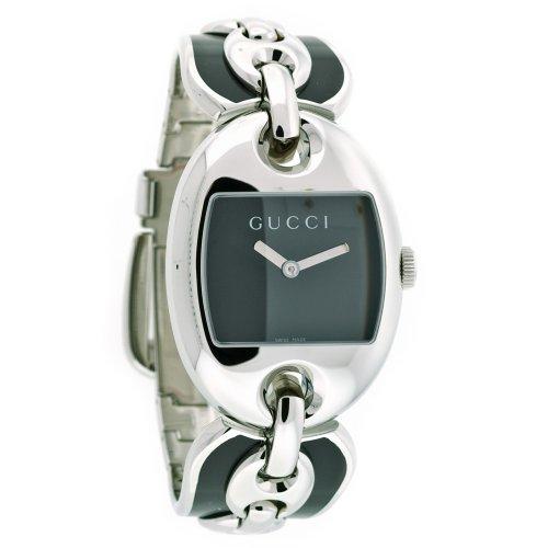 Gucci Marina Chain (GUCCI Women's YA121301 121 Marina Chain Quartz Watch)