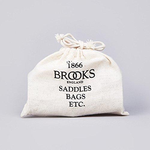 Brooks Saddles Challenge Tool Bag, Antique Brown, Large by Brooks England (Image #6)