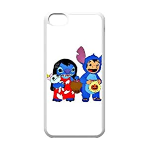 Diy Phone Cover Lilo and Stitch for iPhone 5C WEQ700184