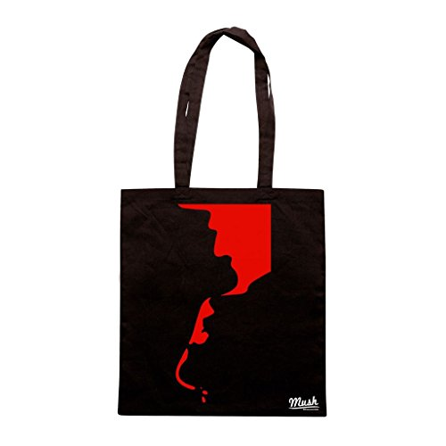 Borsa True Blood Stencil - Nera - Film by Mush Dress Your Style