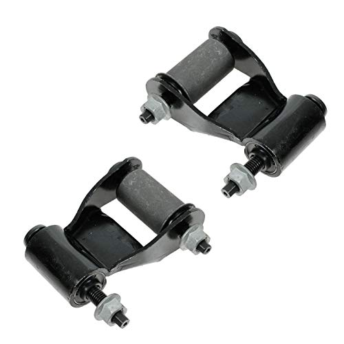 Best Suspension Chassis Shackles & Parts