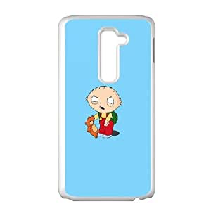 Stewie LG G2 Cell Phone Case White DIY GIFT pp001_8112564