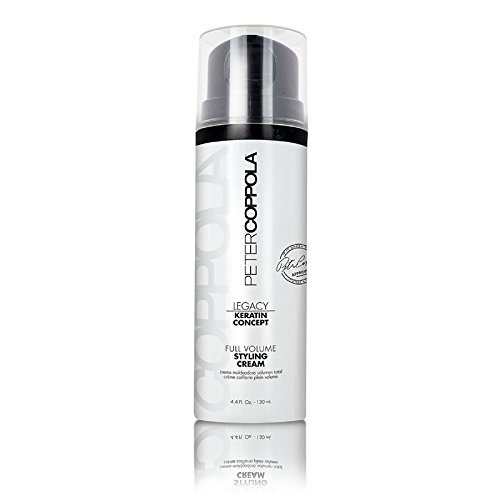Peter Coppola Full Volume Styling Cream - A Lightweight Blow Out Product for Thickening, Adding Volume and Styling All Hair Types