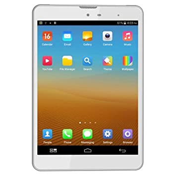 D Link D100 16  GB 7.85 inch with Wi Fi+3G Tablet nbsp; nbsp; Pearl White  Tablets