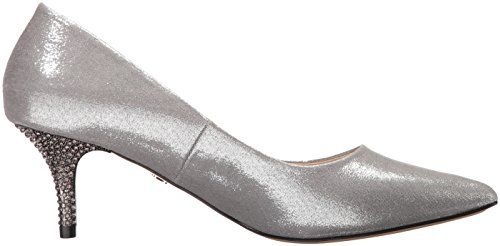 Nina Women's Tiara Dress Pump Fy-dark Silver AIDuLKOm