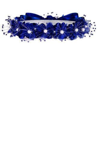 accessories for a royal blue dress - 3