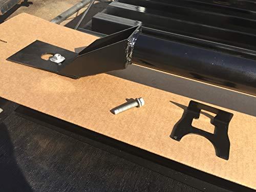 Steel Heavy Duty Front Fuel Tank Support Kit for Chevy Silverado GMC Sierra