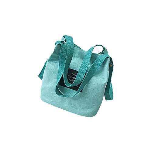 ragazze tracolla del tela a delle di delle totalizzatore Borse Holatee bags di donne per blu pacchetto diagonali delle il della borsa borse della 1cFKlJ