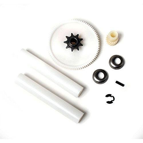 Compatible Drive Gear Kit for Jenn-Air TC507S0, KitchenAid KUCS03FTPA1, KitchenAid KUCS03FTSS3, Kenmore/Sears 66513601790 Thrash Compactor
