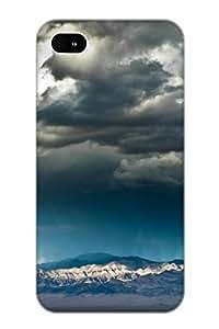 4b5d0d03989 Anti-scratch Case Cover Rightcorner Protective Mountain Rain Case For Iphone 4/4s