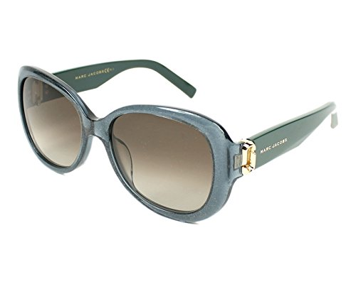 Marc Jacobs Marc 111/S O48HA (Transparent Green - Green with Grey Gradient - Marc 111