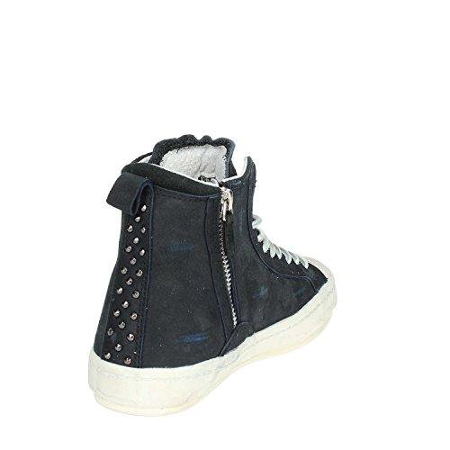 Santos Black E A Women 32I Sneakers HIGH D T High zqtnwRxwHA