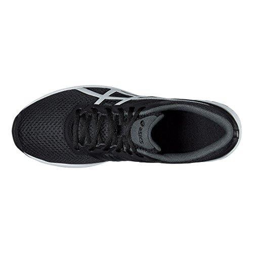 Asics Fuzor, Zapatillas de Deporte para Hombre Negro/Blanco