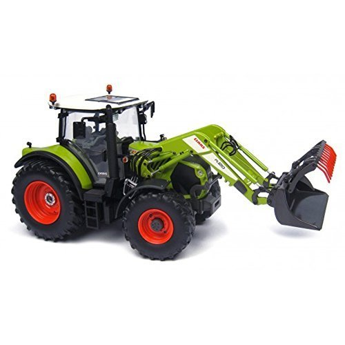 Claas Arion 530 with Front Loader Diecast Model Tractor by Universal Hobbies