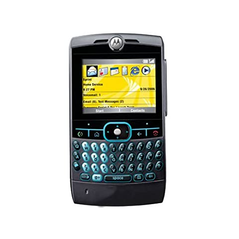 Sprint Motorola Q No Contract Phone PDA (Motorola Phone Q)