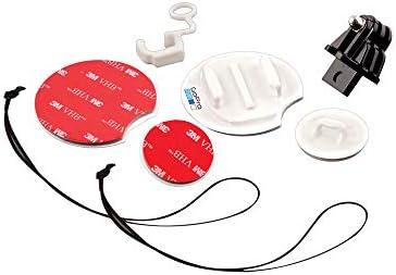 GoPro Sufboard Mount - Packs de Soporte con Adhesivo para cámara ...