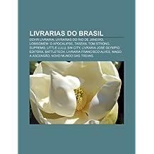 Livrarias do Brasil: Devir Livraria, Livrarias do Rio de Janeiro, Lobisomem: O Apocalipse, Tarzan, Tom Strong, Supremo, Little Lulu, Sin City