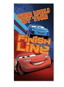 Handtuch Ausgang Badetuch Cars Disney Strand Pool Kinder Inlineskater-75cm x...