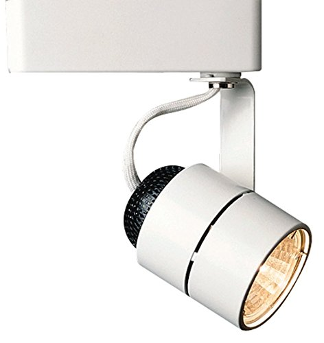Ton Low Height Cylinder (Juno Lighting R701WH Trac-Lites Cylinder Low Voltage MR16 Lamp Holder, White)