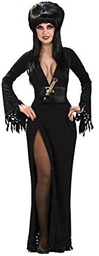 [Adult-Costume Elvira Grand Heritage Small Halloween Costume - Adult Small] (Halloween Costumes Elvira)
