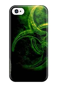 New Iphone 4/4s Case Cover Casing(nuke Sci Fi)