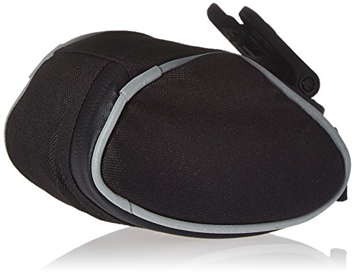 Fizik Saddle Bag with ICS Clip, Anthracite, Small