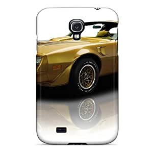 Fashion PC For Case Ipod Touch 4 Cover - Pontiac Firebird Trans Am Y 88 Gold Special Edition '1978 Defender