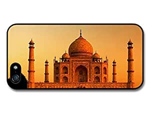 Beautiful Sunset Taj Mahal in India Photo case for iPhone 5 5S