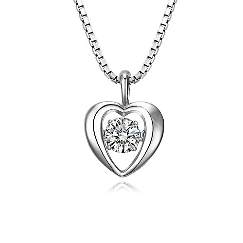 T400 Jewelers Sterling Necklace Swarovski product image