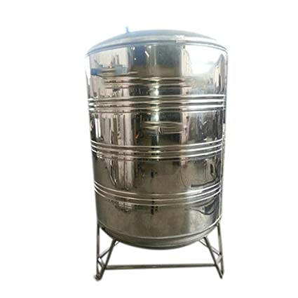 Buy Canadian Clear Stainless Steel Tank 1000 Ltr Dia 1100 1800 Online At Low Prices In India Amazon In