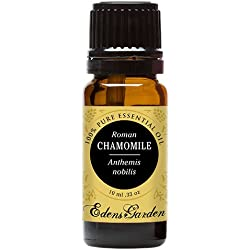 Edens Garden Chamomile- Roman 10 ml 100% Pure Undiluted Therapeutic Grade Essential Oil GC/MS Tested