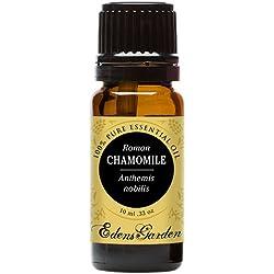 Edens Garden Chamomile- Roman 10 ml 100% Pure Undiluted Therapeutic Grade Essential Oil GC/MS Tested