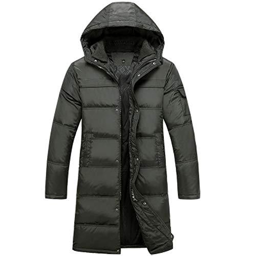 Jacket Men Winter Long Coatlothes 2018 Korean Thick Warm Down Coats Plus Size
