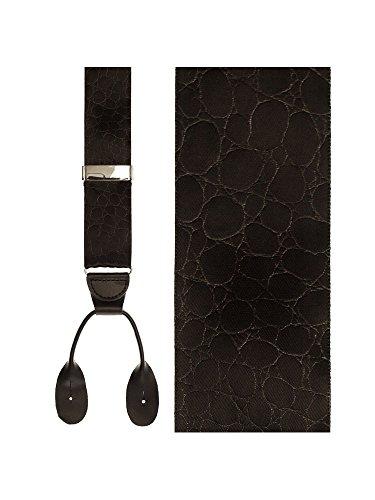 Black-Crocodile-Embossed-Silk-Suspenders
