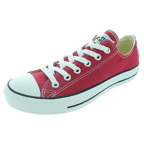 0e6e5a173183 high-quality Converse Chuck Taylor All Star OX Low Top Sneakers 136506F Jester  Red 7