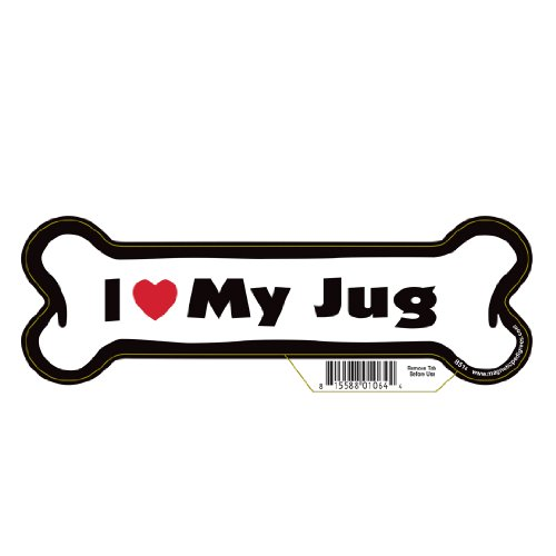 Jug Dog Bone Magnet
